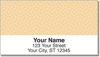 Fractured Address Labels