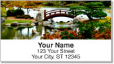 Footbridge Address Labels