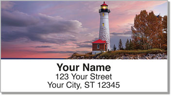 Lighthouse Address Labels