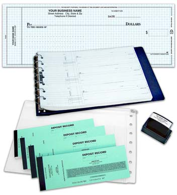 Multi Purpose Self-Mailer Check Kit