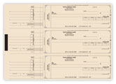 General Disbursement Checks - Invoice Box