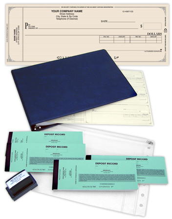 General Disbursement Kit - Invoice Boxes