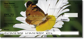 Butterfly Garden Checks