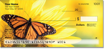 Monarch Butterfly Checks