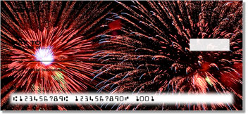 4th of July Fireworks Checks