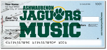 Ashwaubenon Music Checks