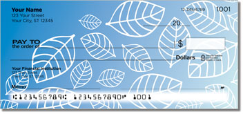 Falling Leaves Checks