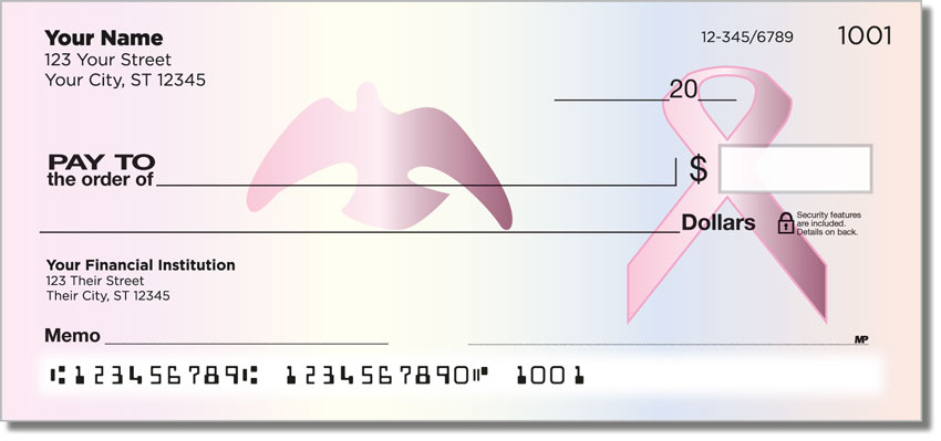 Breast Cancer Awareness Care Dove Checks