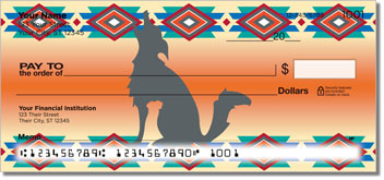 Symbols of the Southwest Checks