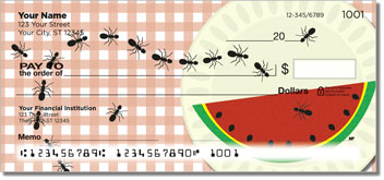 Picnic Ants Checks