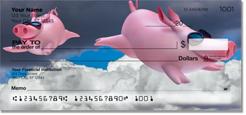 Flying Pig Checks