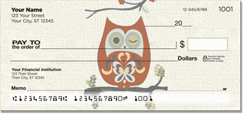 Country Owl Checks