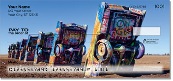 Route 66 Checks