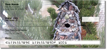 Unique Birdhouse Checks