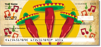 Mexican Fiesta Checks