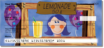 Lemonade Stand Checks