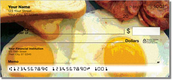 Country Breakfast Checks