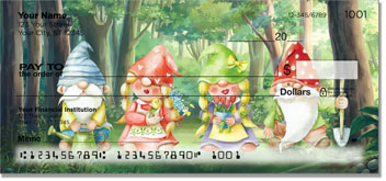 Garden Gnome Checks