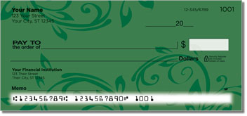 Fresh & Flourishing  Checks
