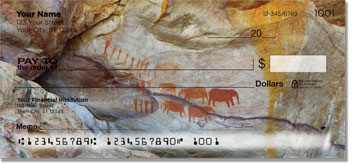 Cave Painting Checks