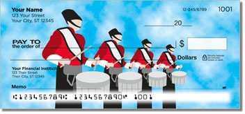 Marching Band Checks
