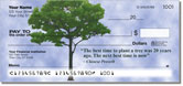 Arbor Day Quote Checks