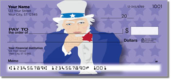 Uncle Sam & Friends Checks