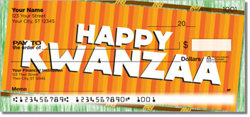 Kwanzaa Checks