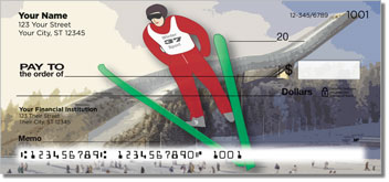 Ski Jumper Checks