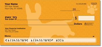 Wiener Dog Personal Checks