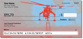 Sky Crane Helicopter Checks
