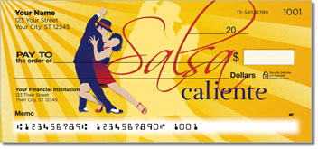 Salsa Dancing Checks