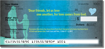God's Love Checks