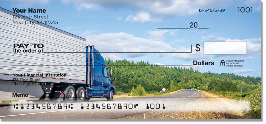Semi Truck Personal Checks