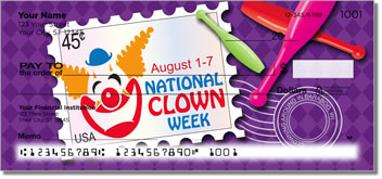 National Clown Week Checks