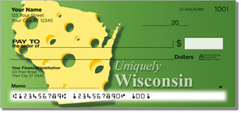 Uniquely Wisconsin Checks