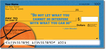 John Wooden Checks