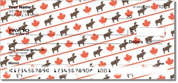 Oh Canada! Checks