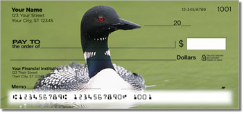 Common Loon Checks