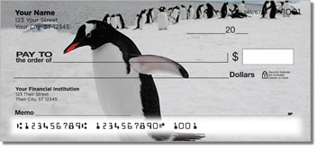 Animals of Antarctica Checks