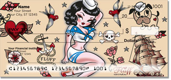 Suzy Sailor Checks