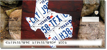 Texas License Plate Checks