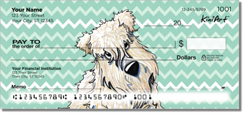 Wheaten Terrier KiniArt Checks