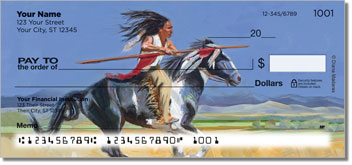 Madaras Native American Checks