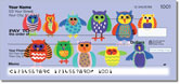 Owl Together Now Checks