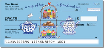 Carol Eldridge Tea Time Checks
