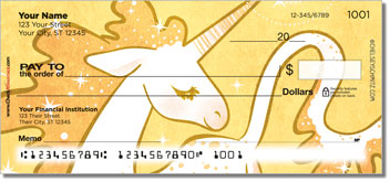Cute Unicorn Checks