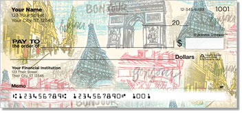 Paris Vacation Checks