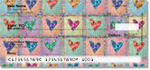 Patchwork Heart Checks