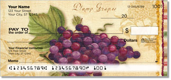 Vintage Fruit Checks